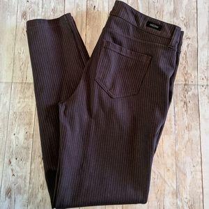 Liverpool Dark Chocolate Skinny Pants